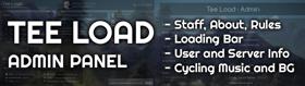 Tee Load (v2) - Loading Screen [Easy Installation & Config]