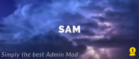 SAM | Admin Mod - UPDATE IS HERE