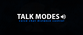 🔊 Talk Modes - whisper/talk/yell