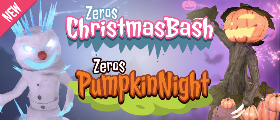 Zero´s  PumpkinNight 🎃 🎄 (Halloween / Christmas Script)