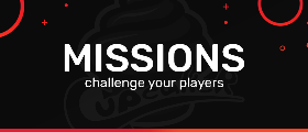 MISSIONS - Challenge your players!