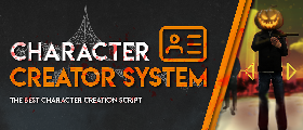 Character Creator - The Best Character Creation Script