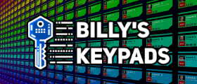 [EN/FR/RU/DE] 🔐 Billy's Keypads & Keycards 💳