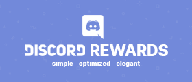 💎Discord Rewards - Give your discord members rewards!