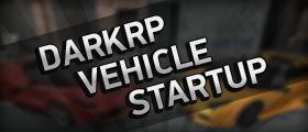 DarkRP Vehicle Startup