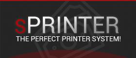 sPrinter - The perfect printer system!