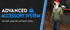 Advanced Accessory  - The Most Advanced Accessory System