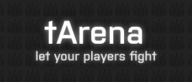 ⚔️ tArena - Let your players fight! (DarkRP, Sandbox and more!)