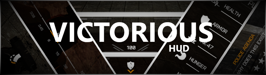 Victorious HUD