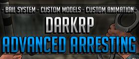 DarkRP Advanced Arresting w. Bail System · gmodstore