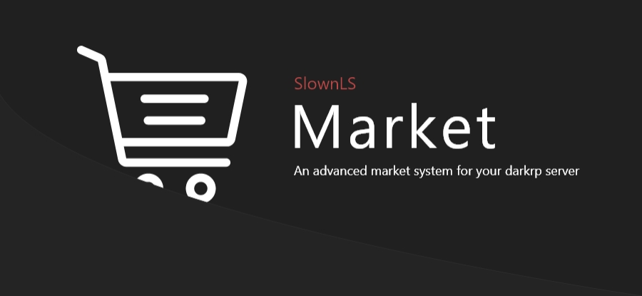 🏪 SlownLS - Market | An advanced market system