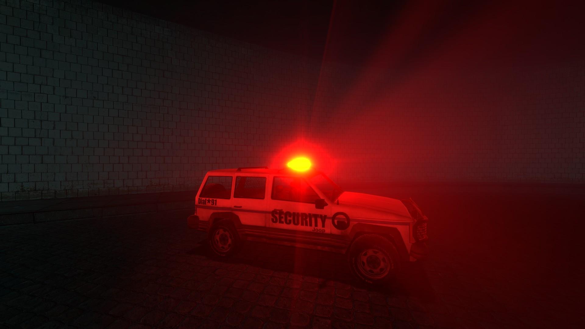 VCMod ELS (Emergency lights, sirens,    )