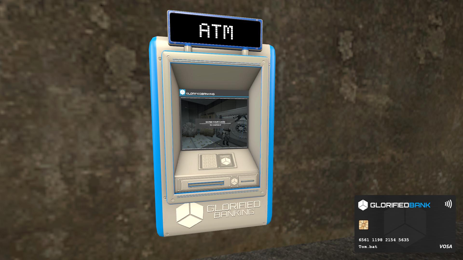 ATM entity preview