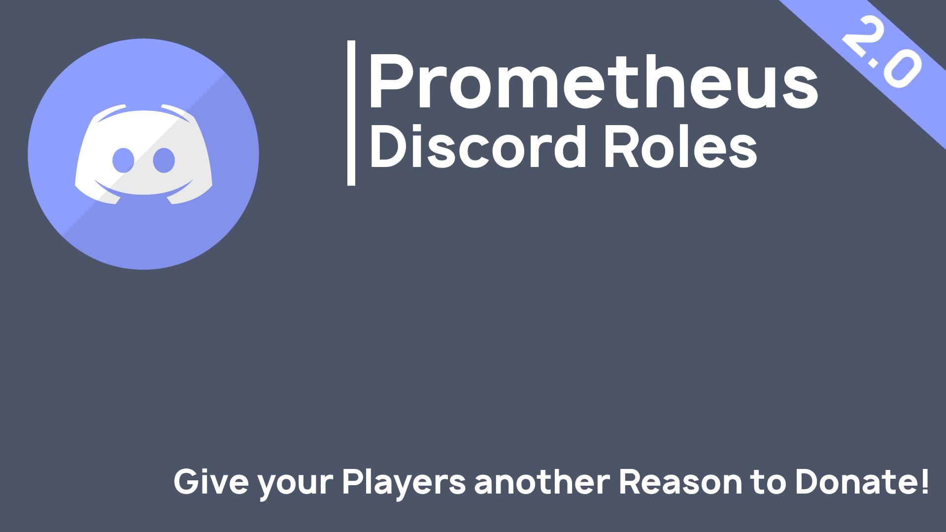 Discord Tracker prometheus discord roles