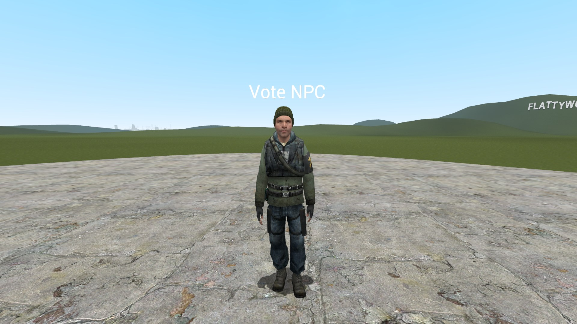 NPC easy to place with one command and has built in persistance.