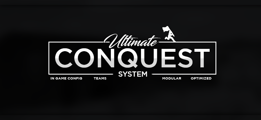 Conquest - Capture Points - Now with teams! (Ingame Config)