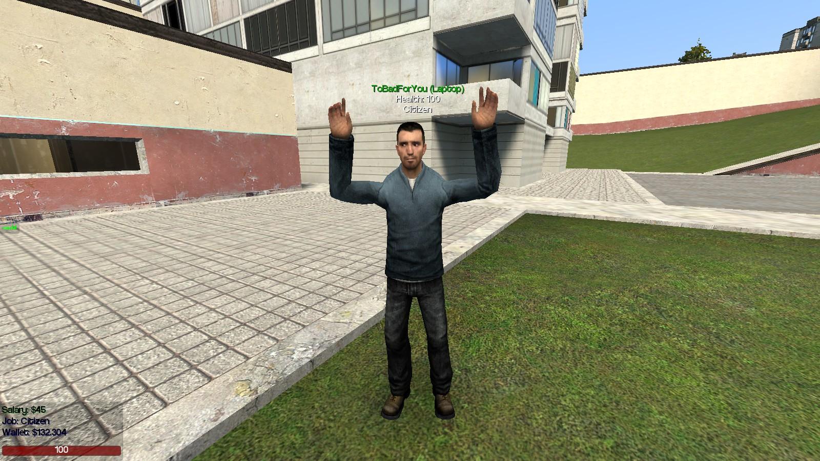 [v1 7 6] Realistic Handcuffs (Jailer + Bailer)